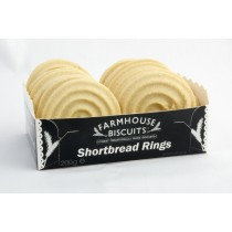Galletas Farmhouse Shorbread rings