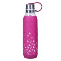 Botella de agua cristal Contigo Courtney